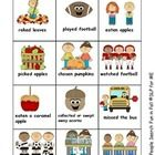 Hello!  Thank you for looking at my product:  Fun In Fall People Search ~  Background Information: I enjoy engaging my students in a people search....