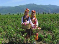 Kazanlak Bulgaria ~ Valley of Roses