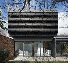 Gallery of Garden Wall House / Sarah Kahn Architect - 6