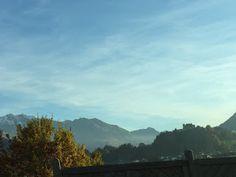 Aterrizando: Visitando Gruyere, Suiza