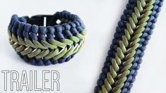 Warcraft Knot Paracord Bracelet TRAILER