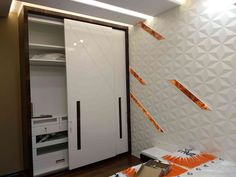 Wall paneling - Design by Redefine Interior