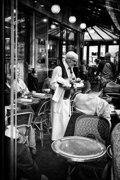 Café de Flore - Laurent DUFOUR