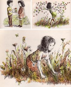erry and the Caterpillars by Millicent E. Selsam, illustrated by Arnold Lobel. A Science I Can Read Book Arnold Lobel, Harper Row, I Can Read Books, Book Publishing, Caterpillar, Mid Century, Science, Illustrations, Reading