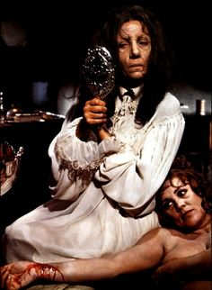 Countess Dracula (1971) Ingrid Pitt and Andrea Lawrence