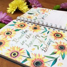 Katie Daisy 2018 2019 On The Go Weekly Planner 17 Month Calendar With Pocket Daisy Planner Weekly Planner