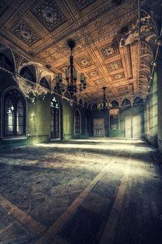 Ballroom, Thuringia - Germany