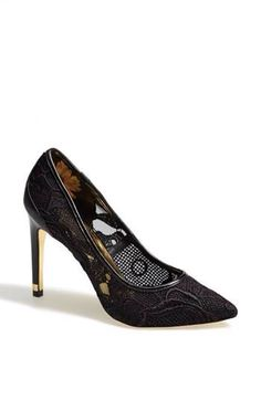 d305ce51ef2d Ted Baker London  Feeban  Pointed Toe Pump available at