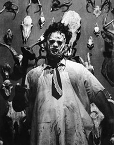 Leatherface from Texas Chainsaw Massacre