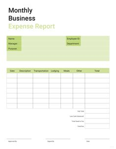 Business Report Templates Free Business Report Sample  Report