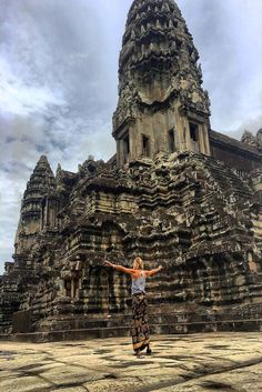 "Angkor Wat - Siem Reap, Cambodia - thejdoc ""Second time returning to Siem Reap, 8 years and almost 40 countries later Angkor Wat still has my heart and is my favorite place I've ever been!"""
