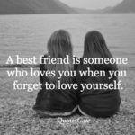 30 Inspiring Best Friend Quotes