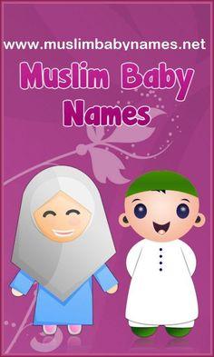 Modern islamic baby girl names in urdu