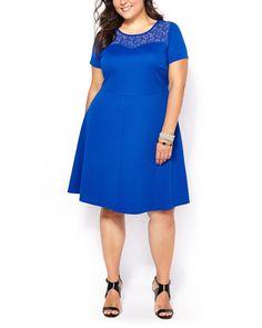 Short Sleeve Dress w