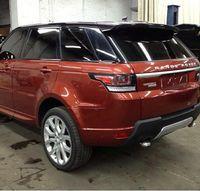 New Range Rover Sport!
