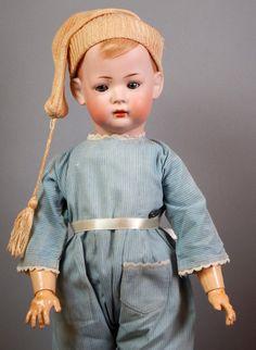"Лихие дорогой - 18"" Бруно Шмидт "" Томми Такер характера ребенка от kathylibratysantiques на Руби Лейн"