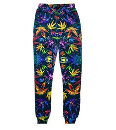 >> Click to Buy << 3D print joggers pants weed leaf sweatpants mens full length casual trousers for men women Casual Clothing Free shipping #Affiliate