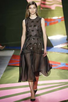 Lela Rose Fall 2016 Ready-to-Wear Fashion Show Collection