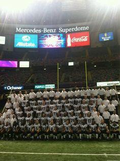 Baltimore Ravens NOLA 2013