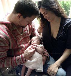 Channing Tatum and Jenna Dewan-Tatum Debut First Photo of Daughter Everly!
