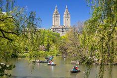 America's Most Popular City Parks: Central Park, New York City