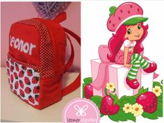 backpack - mochila Leonor Algodão  facebook * https://www.facebook.com/leonoralgodao