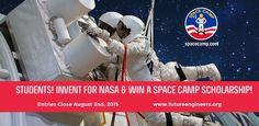 """NASA: concorso per studenti per """"contenitore spaziale"""""""