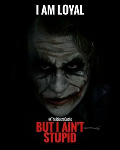 Joker quotes : Apology and trust quote joker Dark Quotes, Strong Quotes, Wisdom Quotes, True Quotes, Great Quotes, Motivational Quotes, Funny Quotes, Inspirational Quotes, Loyal Quotes
