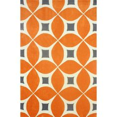 @Overstock.com - nuLOOM Handmade Modern Disco Orange Rug (5' x 8') - Quality meets value in this beautiful modern area rug. Hand-tufted with polyester to prevent shedding, this plush area rug will enhance any home decor.  http://www.overstock.com/Home-Garden/nuLOOM-Handmade-Modern-Disco-Orange-Rug-5-x-8/8600848/product.html?CID=214117 $222.99