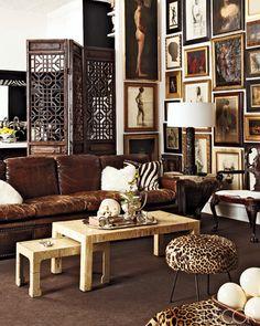 William Frawley's Manhattan apartment