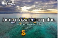 If I go to the ocean....:( bucket list