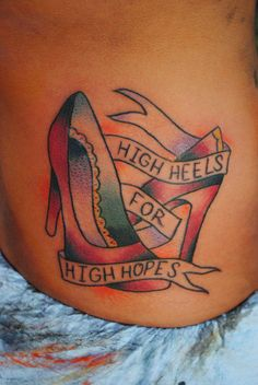 High Heels, High Hopes ^_^