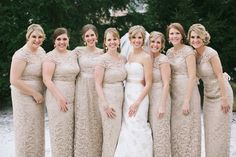 5 Gorgeous Bridesmaid Dress Ideas! -Magic Spark Events