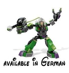 New From Lego Set 6862: Lex Luthor Minifigure & His Power Armor With Instructions ONLY! NO Superman! No Wonder Woman! by LEGO.  #Toy #TOYS_AND_GAMES