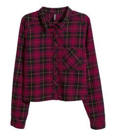 Short Shirt - from H&M