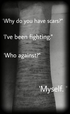 #scars #depressed #cutting #selfharm #wrist #blood #pain #death #suicide