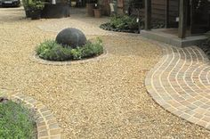 Paving: texture and colour should both be considerations when selecting materials