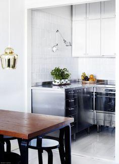 Myytävät asunnot, Stenbäckinkatu 10 b, Helsinki #oikotieasunnot #keittiö #kitchen