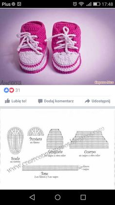 Tungaa Tsend This post was discovered by Ann, \Sneakers or slippers woDiscover thousands of images about Tungaa Patrones para hacer zapatitos, botines y zapatillas de bebés en crochet (free patterns crochet sandals babies Crochet Baby Sandals, Crochet Baby Boots, Booties Crochet, Crochet Slippers, Baby Booties, Baby Shoes, Tongs Crochet, Quick Crochet Gifts, Crochet Converse