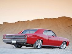 Super Chevy - 1967 Chevelle