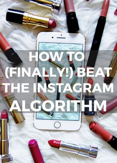 How to beat the Instagram algorithm once and for all! I was wrong about Instagram. There. I said it. A few years ago I thought I had it figured out. I thought I should do it like everyone else. I listened to the gurus. I posted pictures of my lattes on a white foam board (not joking). And my Instagram barely budged. DUH HELENE! But …