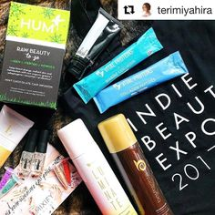 #Repost @terimiyahira with @repostapp  INDIE BEAUTY EXPO // So happy to have met tons of you at @indiebeautyexpo last night!!!  I'm a very shy person in real life so it was actually overwhelming and slightly terrifying that so many were recognizing me (even though I didn't announce that I was attending the event)  pls tag me in photos we took together!   It was a very well put-together event and very diverse brands were exhibiting (most of them I had never heard of) and majority were…