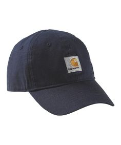 When Carhartt makes a hat, it's a force to be reckoned with. Keep little noggins safe from the sun's harmful rays with this well-crafted and sporty topper. 100% cottonMachine washImported