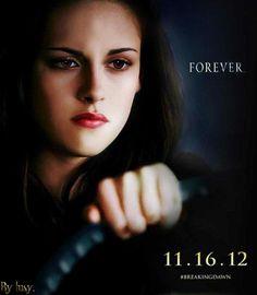 #TwilightSaga #BreakingDawn Part 2 - Bella Swan
