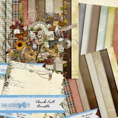 Thank-Fall { Bundle } Beautiful NEW kit from The Urban Fairy on sale for $7.48 over at The Studio. https://www.digitalscrapbookingstudio.com/store/index.php?main_page=product_info=13_398_id=16152=adc2637f46ae98f0fb98d271f2574ac8