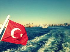 Twitter Main Cover Turkish Flag #TürkBayrağı
