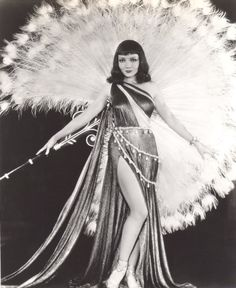 Claudette Colbert in Cleopatra, 1934, directed by Cecil B. DeMille. Costume by Travis Banton