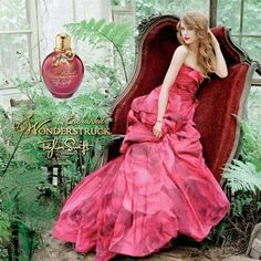 TAYLOR SWIFT Wonderstruck Enchanted