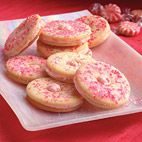 High Altitude Cooking: Crunchy Peppermint Cookie Recipe