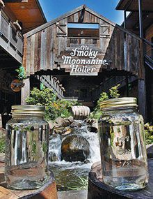 Ole Smokey Moonshine Distillery, Gatlinburg TN